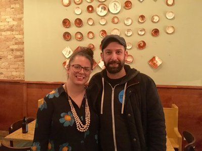 Bay View will soon have a brand new fast casual restaurant, focused on the cuisine of the Middle East. The restaurant will be owned and operated by Ross Bachhuber and Melissa Buchholz, owners of Odd Duck.
