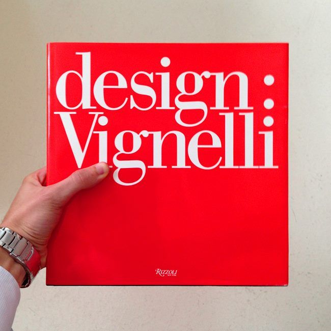68 best booksmovies images on pinterest architects architecture designculture blog massimo vignelli design rizzoli book cover fandeluxe Images