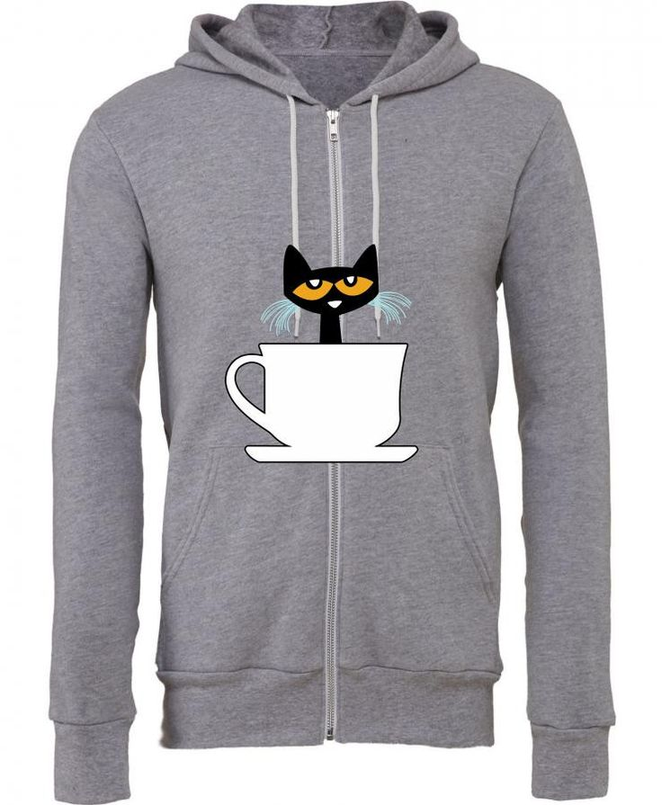 officially licensed book character morning coffee ladies funny Zipper Hoodie