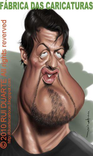 Stallone (by Fabrica das caricaturas)