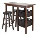 Trent Austin Design Claremont 3 Piece Pub Table Set You'll Love | Wayfair