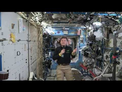 Check out the new video on my channel! Space Station Crew Member Discusses Life in Space with Voice of America https://youtube.com/watch?v=4AXVDvPFres