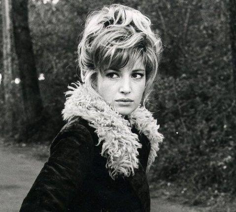 monica vitti.. She is beautiful