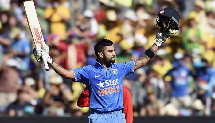 Partnership between pacers and spinners key for us: Kohli