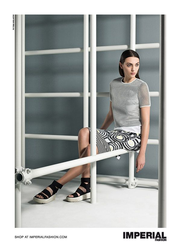 Imperial Advertising Imperial Spring Summer 2015 - 07