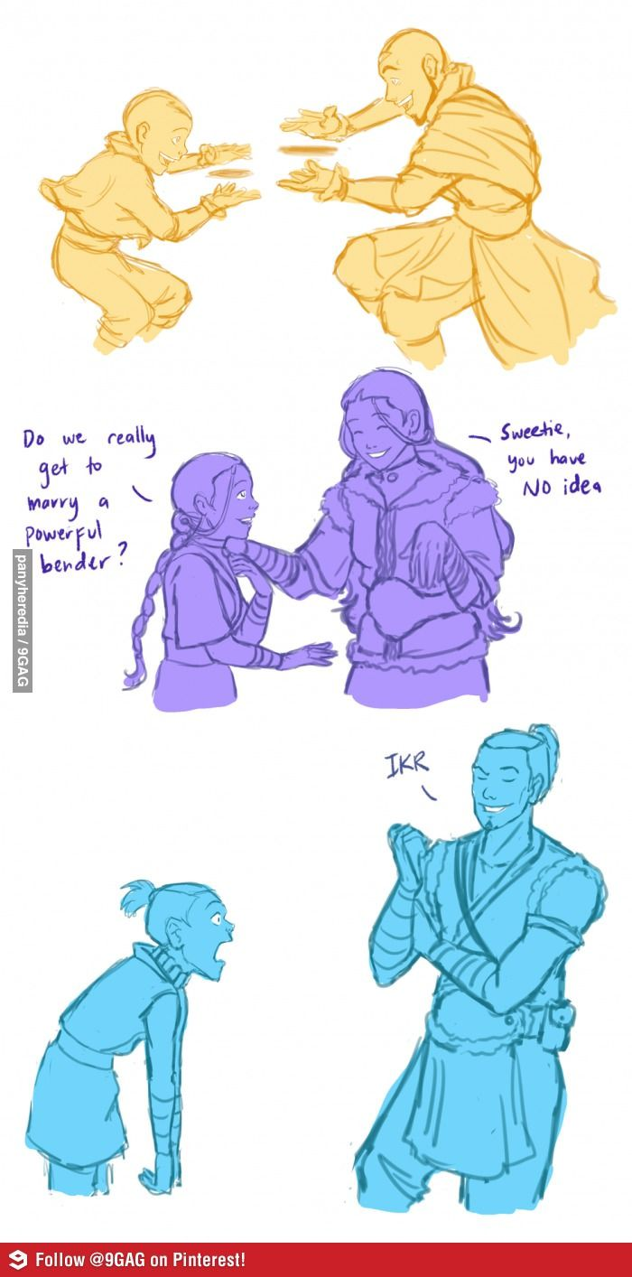 ATLA: Past and future. Really cute, but again with the fact that FICTIONAL CHARACTERS ARE NOT SUPPOSED TO GROW UP -- EVER!! So mixed feelings....