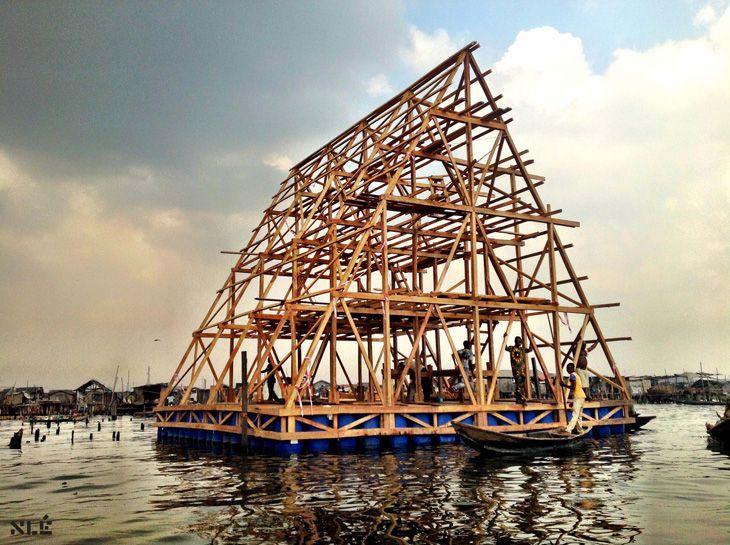 Makoko Yüzen Okulu