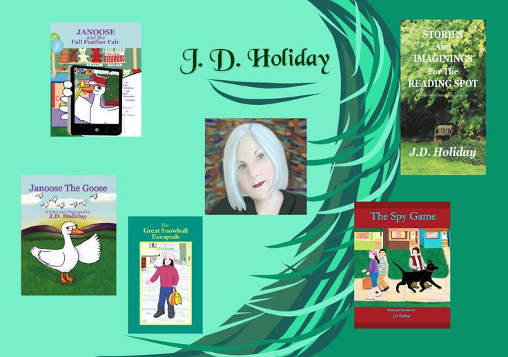 Books by JD Holiday www.amazon.com/J.D.-Holiday/e/B002G1GOKQ/