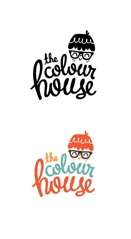 the colour house, for colourclub studio by mari curros, via Behance