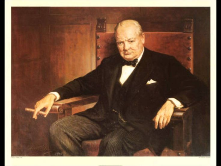 Winston Churchill - Address To Harrow School (his old school)