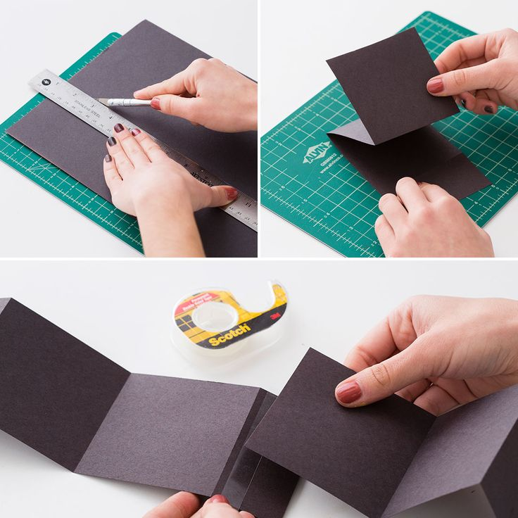 How to Make a Pop-Up Photo Box for Your Special Shutterbug via Brit + Co.