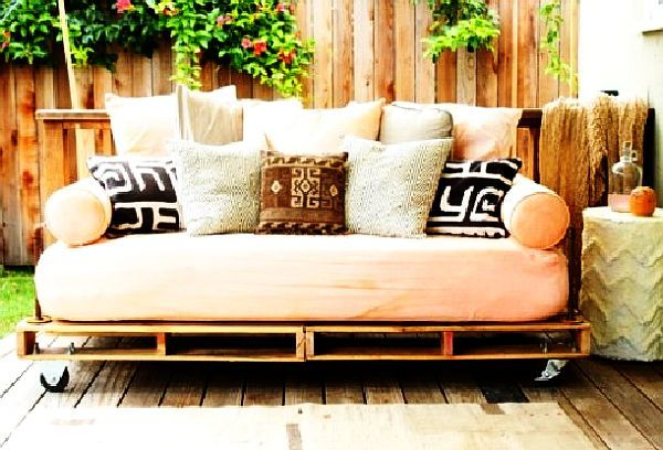 Ultimate Pallet Furniture Collection: 58 Unique Ideas