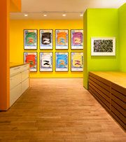 An Invasion of Color at Chelsea Art Gallery - NYTimes.com
