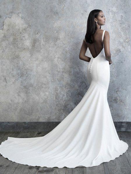 Madison James Bridal MJ504 Wedding Dress #backlessweddingdress