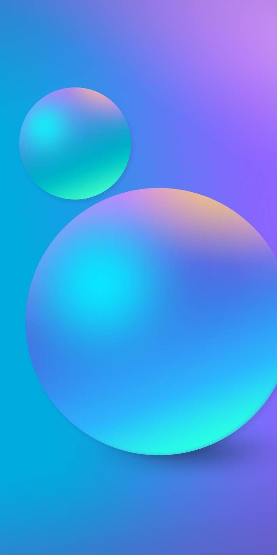 Tecno Camon I Stock Wallpaper 001 720x1440 Stock Wallpaper Bubbles Wallpaper Ombre Wallpaper Iphone