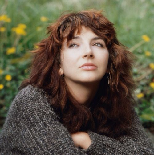 thisaintnomuddclub:  Kate Bush photographed by her brother John...