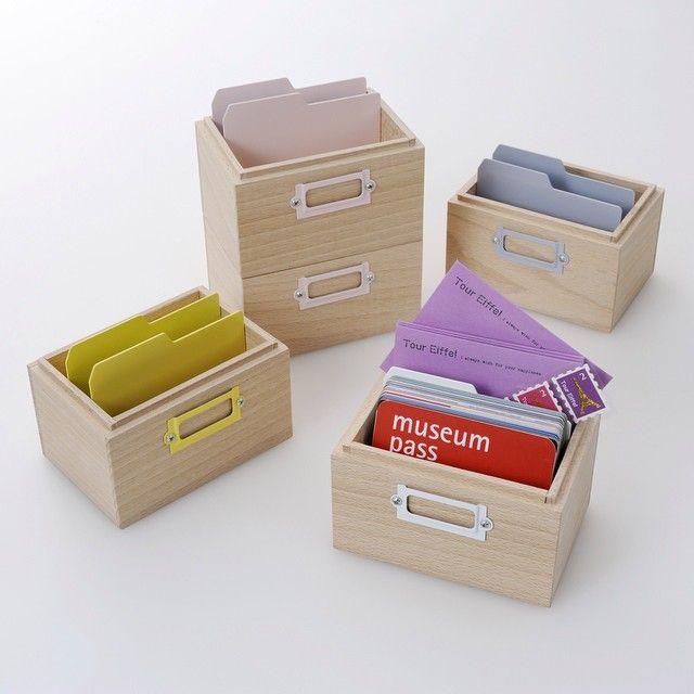"""Card box """"tsumugi"""""""