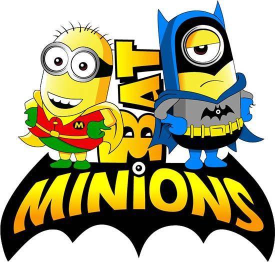Batminion y Robin