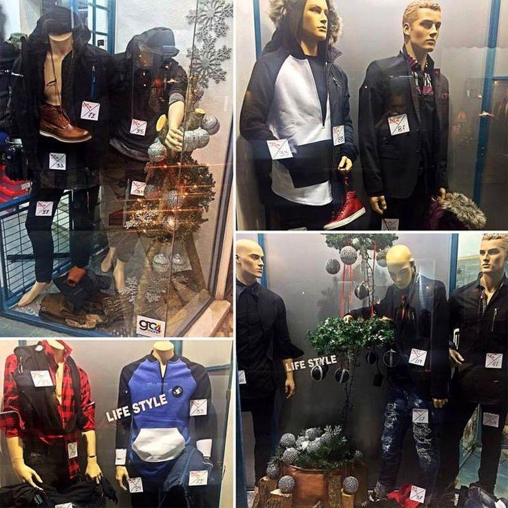 Ανδρικά ρούχα για όλες τις ώρες από το LIFE STYLE στη Βέροια