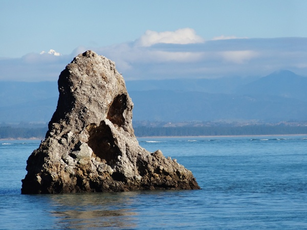 Arrow Rock, AKA, Fife-shire Rock, Tahunanui Dr, Nelson New Zealand
