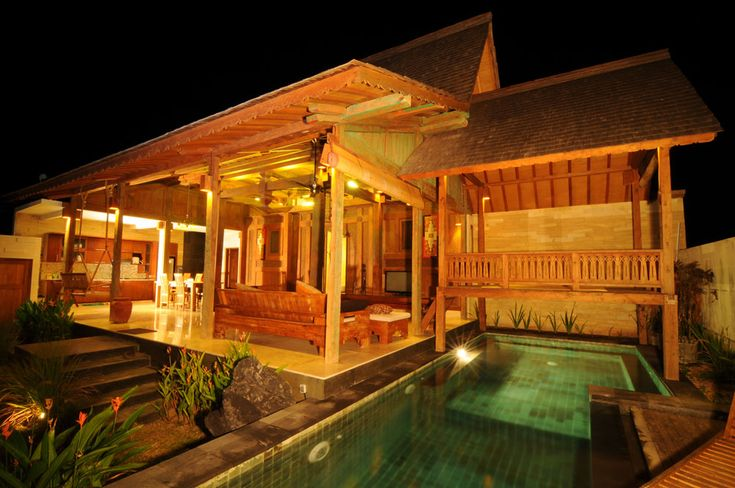 Luxurious JOGLO STYLE VILLAS FOR RENT near Sanur Beach Bali 3 villas available location: Jl Kutat Lestari Sanur Denpasar Bali land size : 300 sqm 3 bedrooms 3 bathrooms 1 public toilet Living room Garden Swimming pool 1 car port Full furnished Easy access Daily: IDR 2,200,000/night ( about US $170) Monthly: IDR 30,000,000/month ( about US $2,310) Yearly …