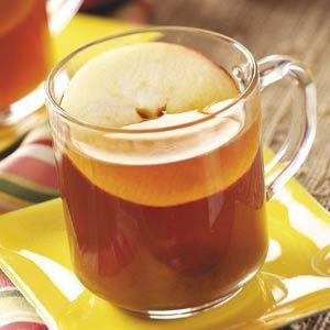 Apple Tea Recipe from Taste of Home
