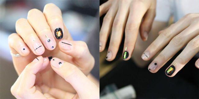 Shadow nail: i mini disegni sulle cuticole per chi ama le unghie corte -cosmopolitan.it