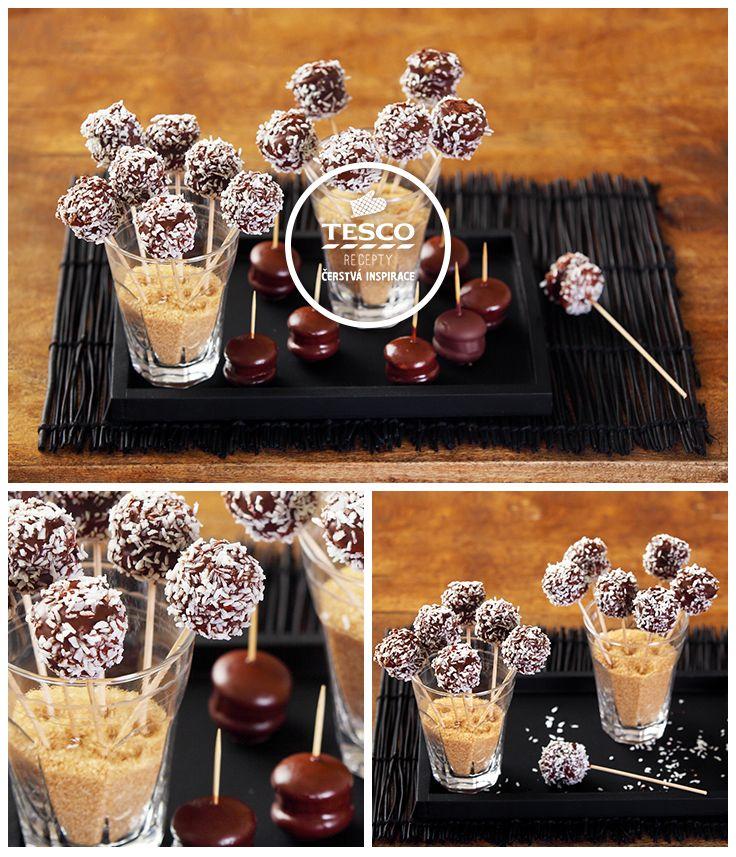 Minibanánky v čokoládě  http://www.tescorecepty.cz/recepty/detail/175-minibananky-v-cokolade