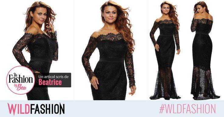 Sofisticata si seducatoare, aceasta rochie iti garanteaza o aparitie spectaculoasa...