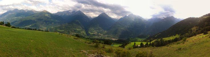 StPierre/Rumiod. Val d'Aoste. Italie
