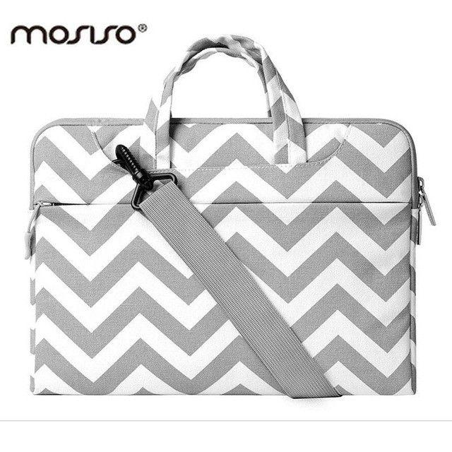 MOSISO Woman Messenger Bags 11.6 13.3 15.6 inch Laptop Bag Case For Macbook Air Pro 11 13 15 Asus Acer Notebook Shoulder Handbag