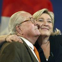 Marine Le Pen sur son père : l'avenir du FN, «c'est moi et non plus lui»