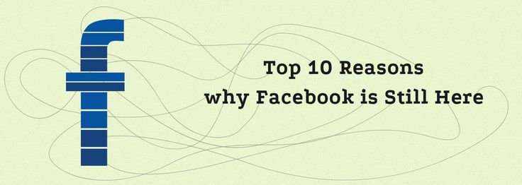 Top 10 Reasons Why Facebook is Still HereFounded back in 2004, Facebook is the most popular Social Media in our time. In the past other social media came and have been forgotten such as Orkut but Facebook not only enjoyed great increase in its usage but also have shown no sign of going away #facebook #Metakave http://metakave.com/top-10-reasons-why-facebook-is-still-here/