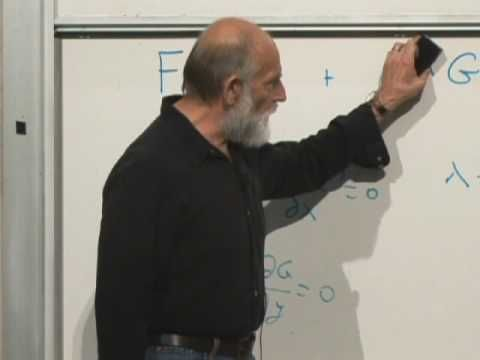 Lecture 2 | Modern Physics: Statistical Mechanics