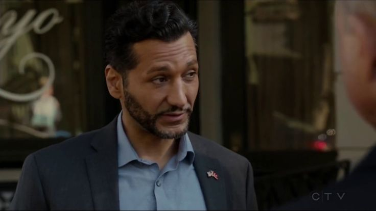 This may seen Cas Anvar did as Agent Dale Hanah in Criminal Minds helps them in Turkey. Was very good show fro Cas to be in.