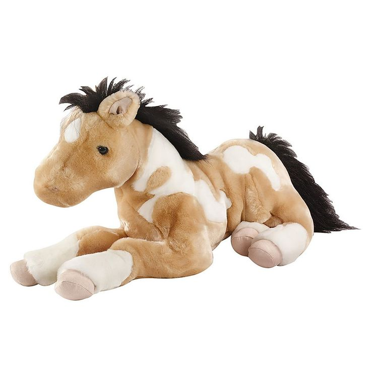 Breyer Butterscotch Plush Horse, Multicolor