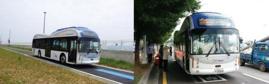 First Inductively Charged City Bus System Now Rolling | Popular Science