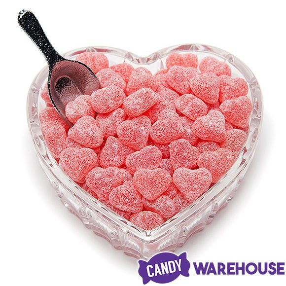 Sour Gummy Candy Hearts 3kg Bag Heart Candy Gummy Candy Gummies