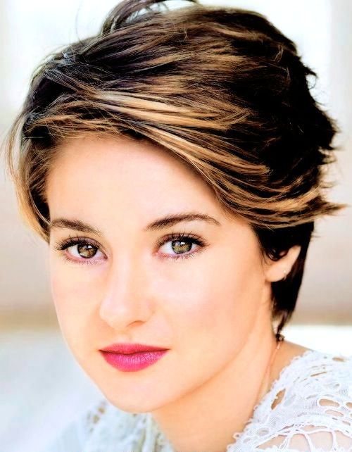 Shailene Woodley: her eyes are like forests and canyons and dreams beyond imagination