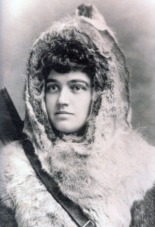 <> Arctic explorer Josephine Peary published her memoir of her travels, My Arctic Journal, in 1893