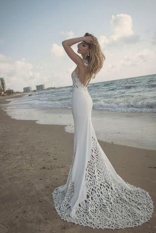 Коллекция свадебных платьев Dany Mizrachi 2015 - The-wedding.ru