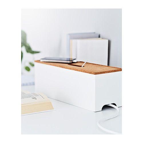 KVISSLE Caja para cables  - IKEA
