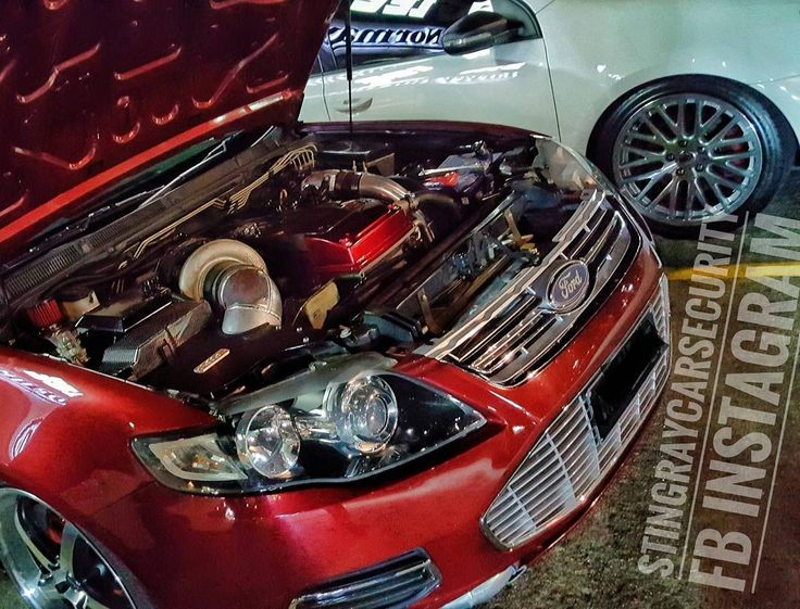 """277 Likes, 6 Comments - Fg/x Bseries Gauge Mounts (@stingraycarsecurity) on Instagram: """"This thing is mental !!!Jarreds G6eturbo looks amazing and oh that big turbo!!❤✔. . . . . ..…"""""""