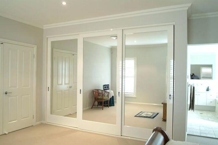 Hidden Bathroom Behind Mirror Walls And Closets Inspo