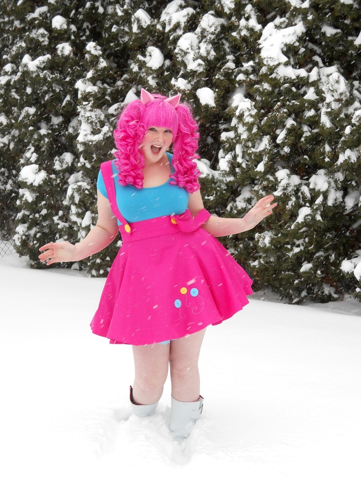 Pinkie Pie Cosplay<----she's on coscom! Such a great cosplayer. Amazing abilities and, and she is just so sweet