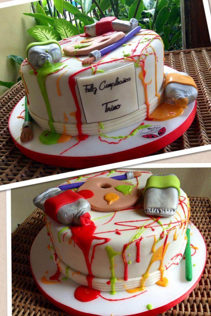 Cake Artista : 1000+ images about Tortas creativas de cupcake-ka on ...