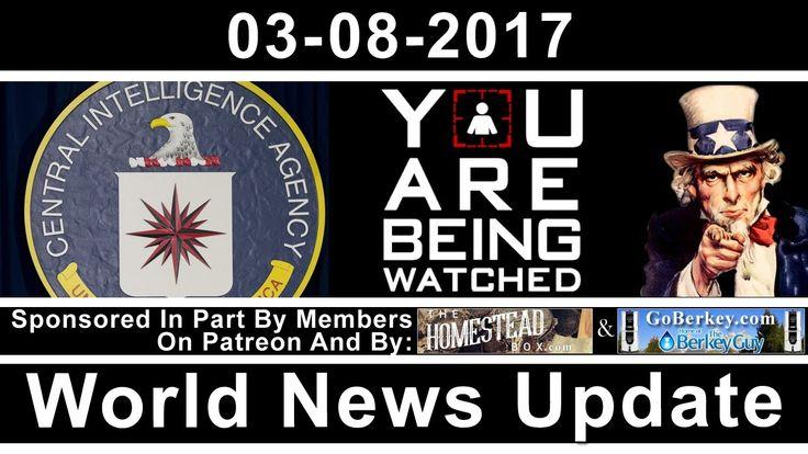 FSS Alternative News - Wikileaks Government Is Watching You - Echo - California Earthquake https://youtu.be/59IO9aZsWgU via @YouTube