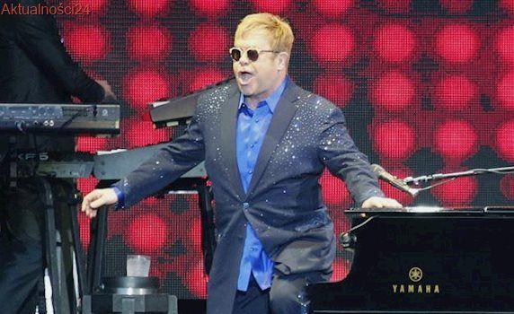 Elton John odwołuje majowe koncerty. Powodem rzadka bakteria. Występ w Sopocie na razie niezagrożony