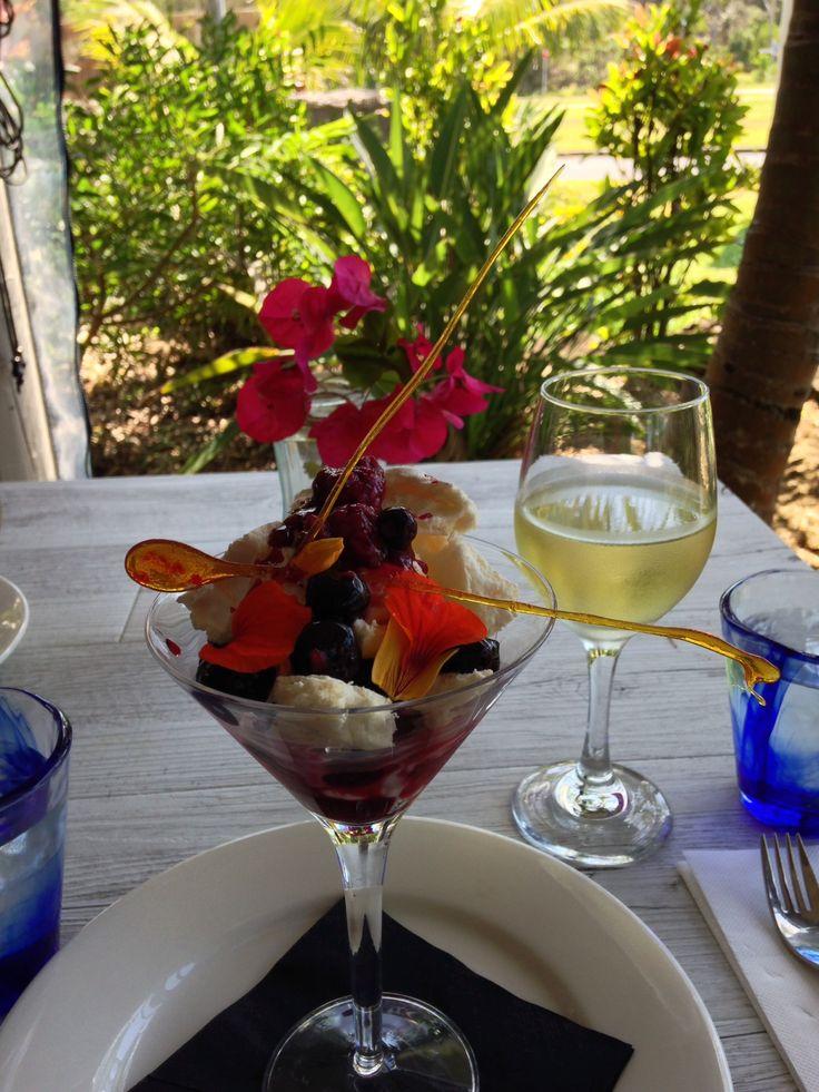 Enjoy Terrace dining at Wild Prawn Cafe, Bar + Grill @Quality Hotel Ballina.