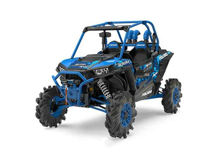 New 2017 Polaris RZR XP 1000 EPS High Lifter Edition Velo ATVs For Sale in North Carolina.